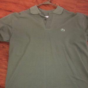 Lacoste Collard Shirt
